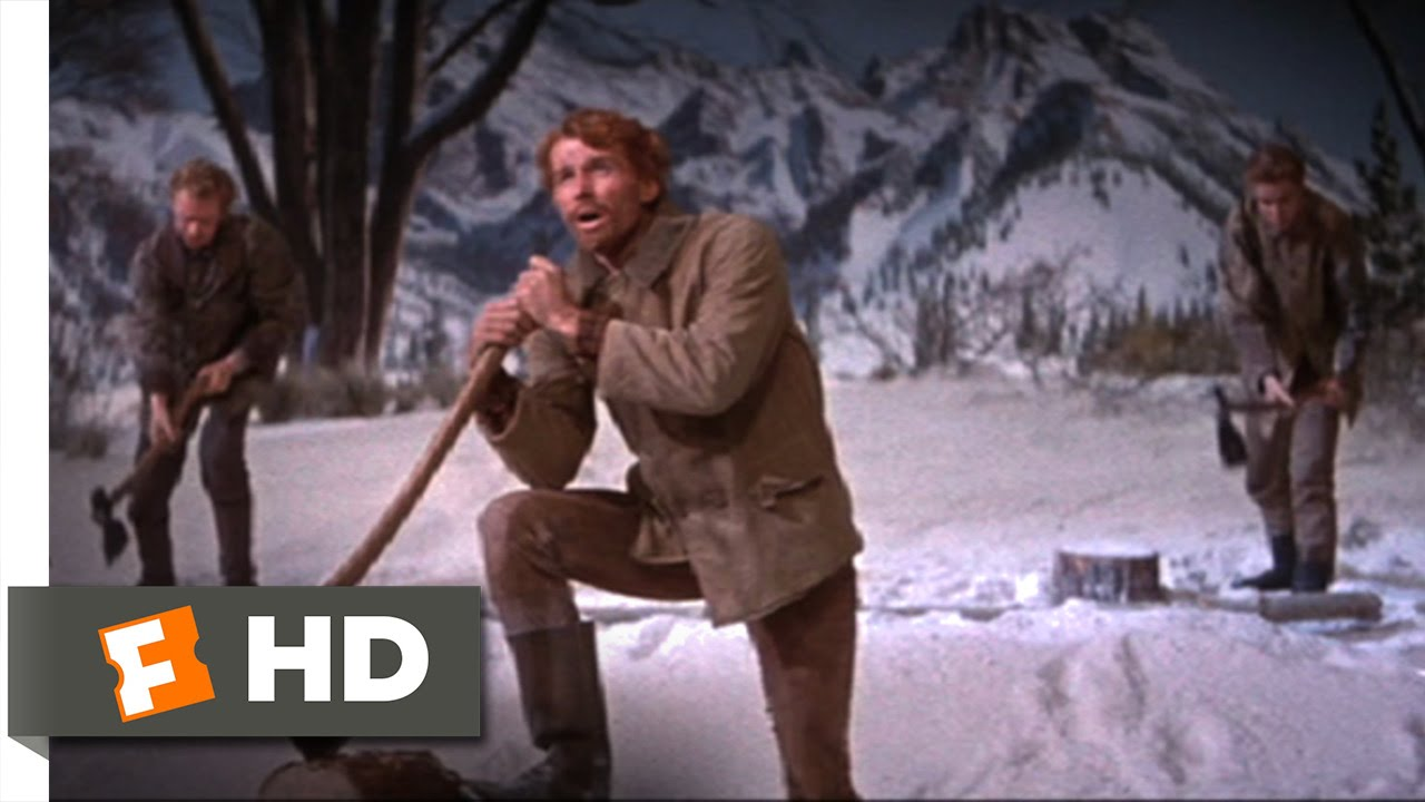 Download Seven Brides for Seven Brothers (7/10) Movie CLIP - Lonesome Polecat (1954) HD
