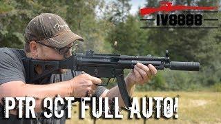 PTR 9CT Sear Ready US Made MP5