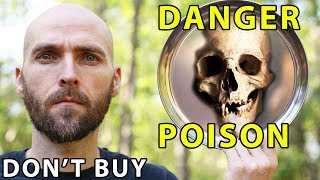 WARNING! These Are POISON - Do Not BUY THESE For Your Survival or Preparedness Groups