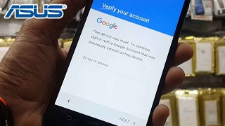 Latest 2017 Asus Zenfon || How to bypass google verify account frp lock Asus Zenfone Review