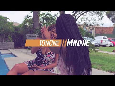 Minnie Dlamini goes #1OnOne with Keke Mphuti who plays Lesego in Unmarried on 1Magic - DStv