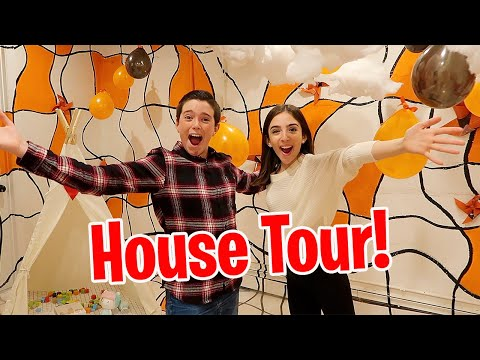 GIANT NEW YORK CITY HOUSE TOUR!!