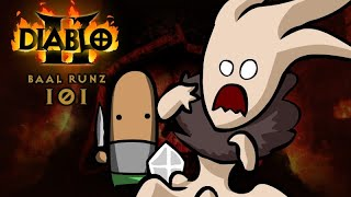 Feliz aniversário Diablo II: DiabLOL - BAAL RUNZ 101 (Legendado)
