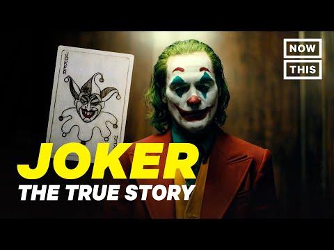 Joker: The True Story | NowThis Nerd