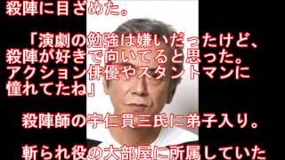 こわもて俳優・寺島進(51)は、北野武監督(68)の映画の常連だ。 その風貌...