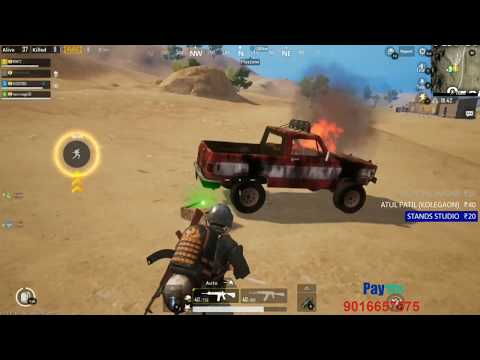 [Hindi] PUBG Mobile | Another Amazing Chicken Dinner