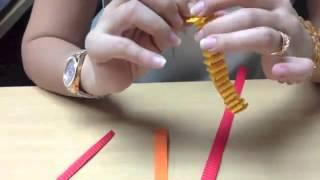 Download Video How to make Lion with kokoru paper MP3 3GP MP4