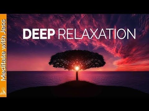 Music for DEEP MEDITATION, gentle relaxation, HEALING MIND, BODY, SOUL.
