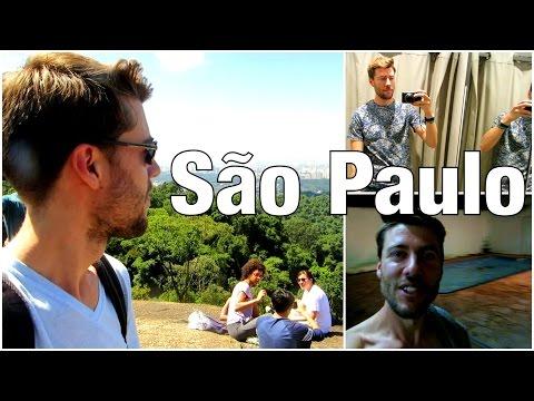 #AxelnoBrasil [PARTE 5] | SÃO PAULO | Pedra Grande. Shopping, Churrasco | O Alemão