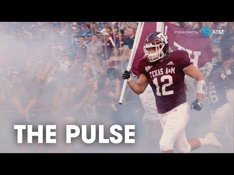 "The Pulse: Texas A&M Football | ""Throwing Back, Forging Ahead"" | Season V Episode 7"