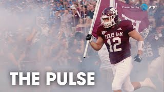 "The Pulse: Texas A&M Football | ""Throwing Back, Forging Ahead"" 