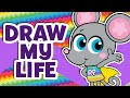 Draw my life del Ratón Pérez - Distroller