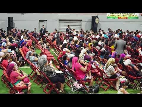 PREDICACIÓN DEL SANTO EVANGELIO DE JESUCRISTO, CONFERENCIAS GENERALES TULSA OKLAHOMA, USA 2018