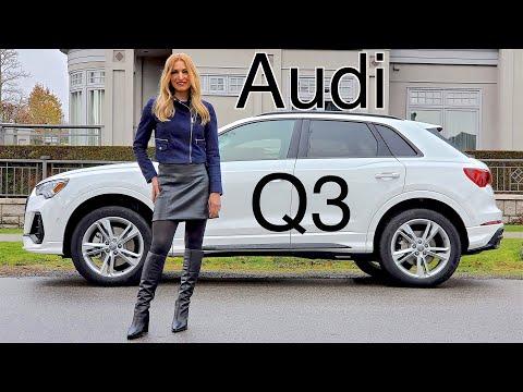 2021 Audi Q3 Review // The best value premium SUV