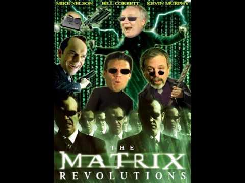 Deleted Scene from The Matrix Revolutions RiffTrax