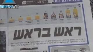 Scoop -  Election News - Peres To Task Mofaz With Forming A