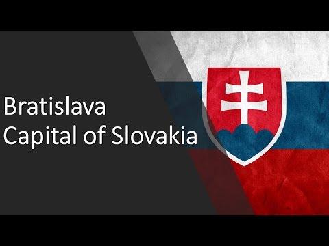Bratislava - Capital of Slovakia