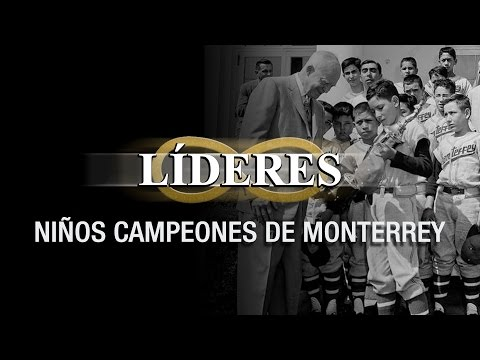 Niños Campeones de Monterrey