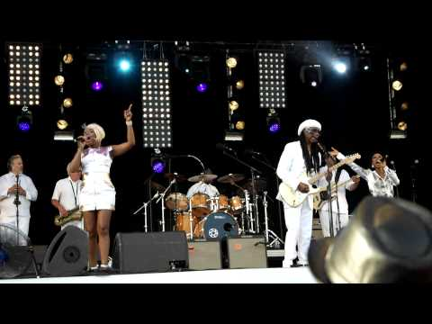 """Chic Featuring Nile Rodgers """"Get Lucky"""""""