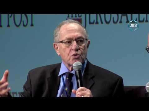 JPost 2017: Dershowitz, Gorka, and Glick