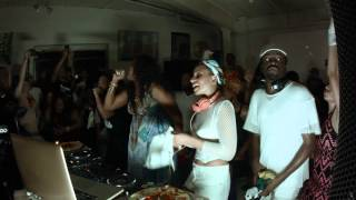 Machel Montano & Angela Hunte - Party Done | NYC Takeover