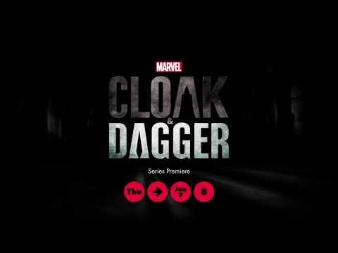 Плащ и Кинжал | Cloak & Dagger | Русский трейлер | 1 сезон