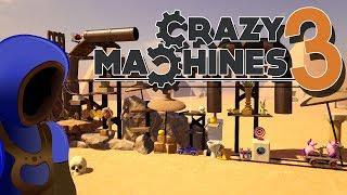 OLD CHILDHOOD GAME REIMAGED! :: Crazy Machines 3 :: (LIVE)