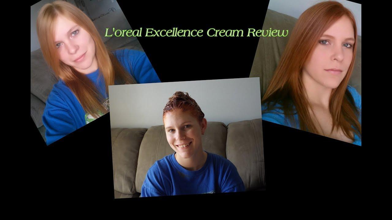 L Oreal Review Reddish Blonde Aka Strawberry