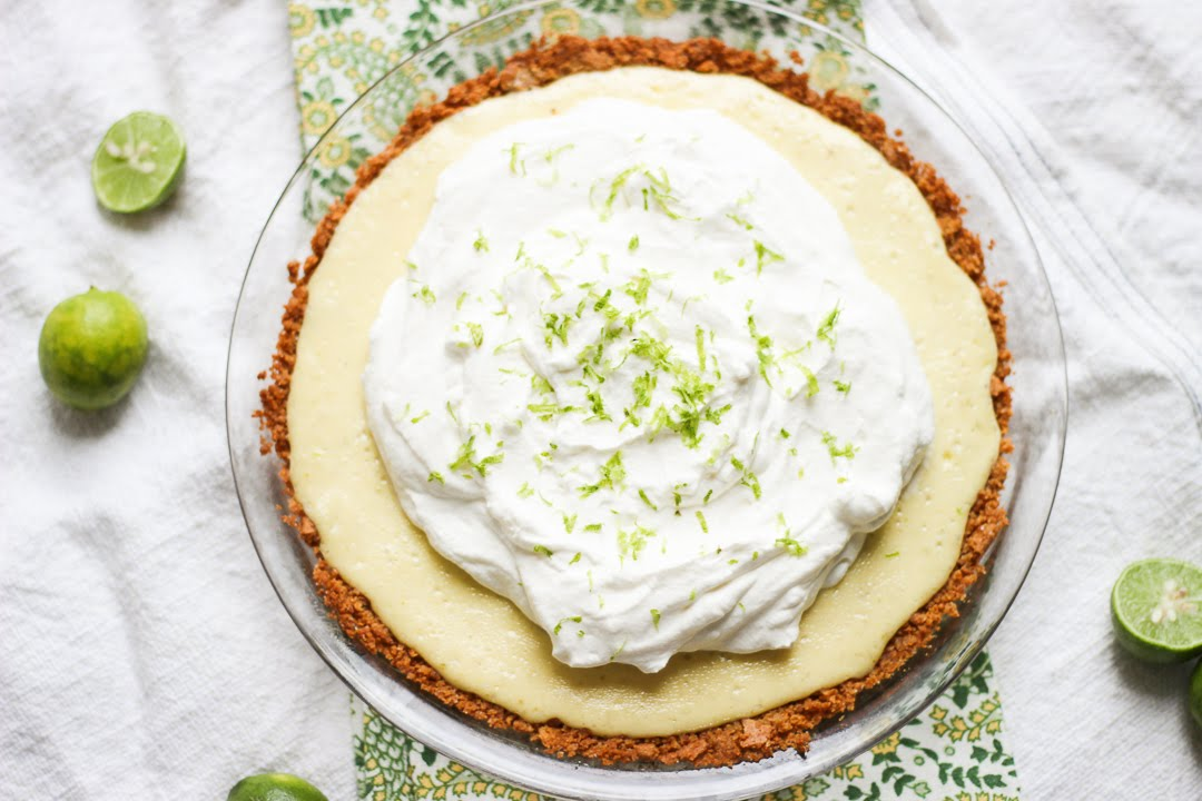 Old fashioned key lime pie 61