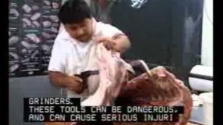 Butcher Job Description