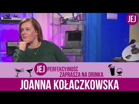 Joanna Kołaczkowska - Jej Perfekcyjność zaprasza na drinka - s03e22