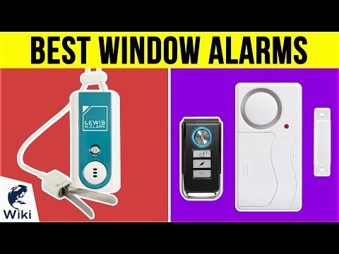 10 Best Window Alarms 2019