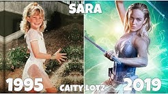 DC's Legends of Tomorrow Before and After they Were Famous