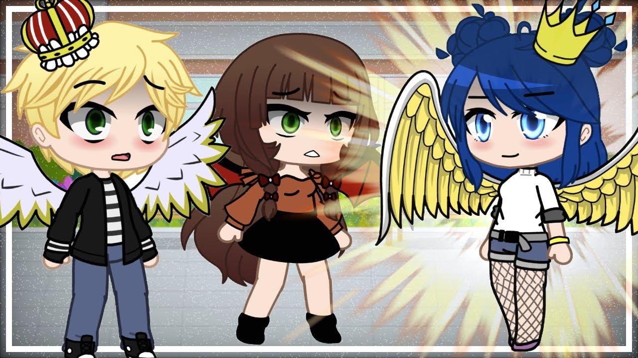 Angel Queen MEME | Miraculous Ladybug | Gacha Club