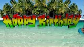 Reggae Paradise - Happy Birthday