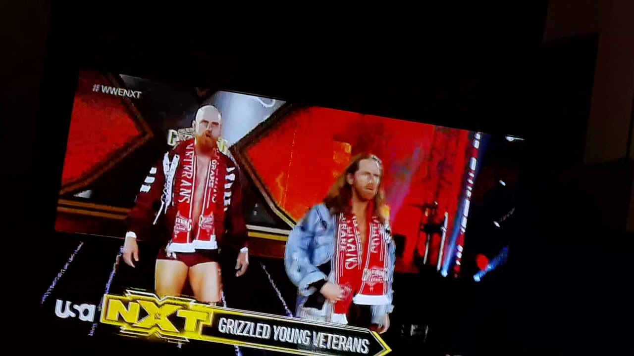 Download NXT: Young Veterans vs. Imperium vs. EverRise: Triple Threat Tag Team Match