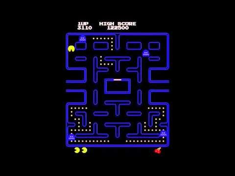 Pac-Man - ClementJ64 Edition