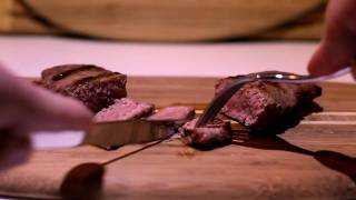 How to Grill a New York Strip Steak - Method #1
