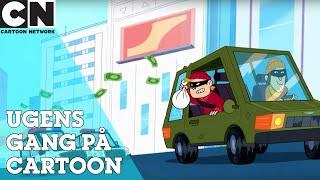 Die Woche begann auf der Cartoon | Erwartung/Realität | Dänisch-Cartoon Network
