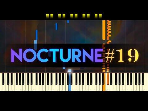 Nocturne in E minor, Op. posth. 72 // CHOPIN