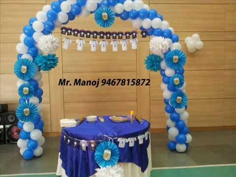 Birthday Party Balloon Decorators In Gurgaon Balloon Decoration In