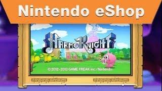 Nintendo eShop - HarmoKnight Trailer