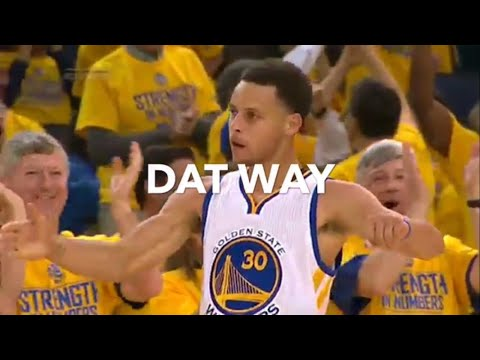 Stephen Curry- Dat Way -Tay K