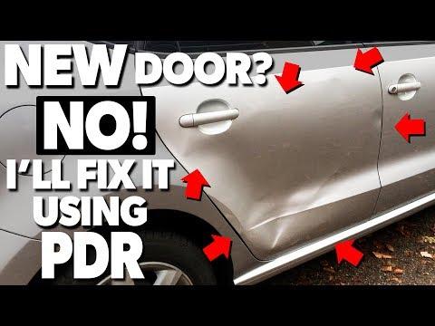 NEW DOOR? NO! I'll Fix It Using PDR