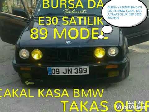 Bursa Da Satılık Bmw 89model Takas Olur Fiyat 13500 05356872029