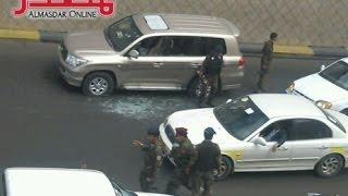 فيديو محاولة اغتيال رئيس الوزراء الليبي عبد الله الثني