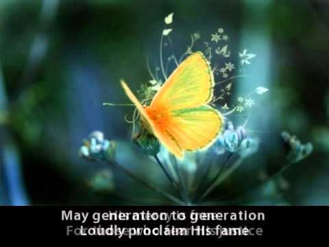 Magnificat - Mary's Song (with lyrics)