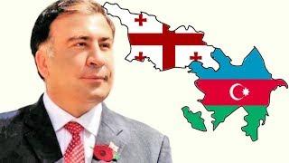 Саакашвили поблагодарил Aзербайджанцев Грузии на Aзербайджанском языке