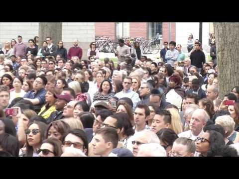 Sally Yates Commencement Speech Harvard Law School | May 2017