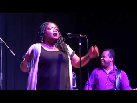 Shemekia Copeland At 2018 Utah Blues Festival